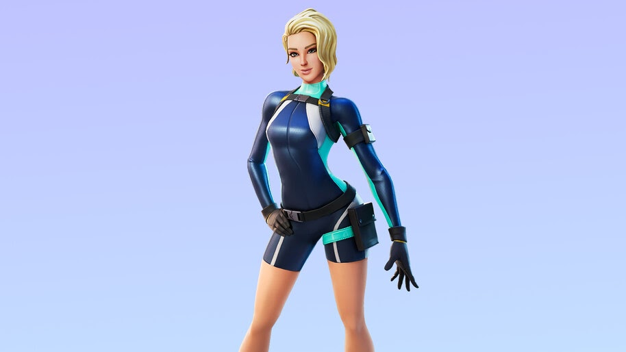Fortnite, Surf Rider, Outfit, Skin, 4K, #5.1259