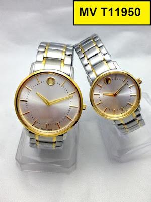 Đồng hồ cặp đôi Movado T011950