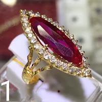 Jual Cincin Emas Berlian