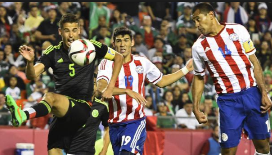 Copa America 2016 : Mexico vs Paraguay Live Streaming