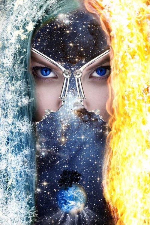 Fantasy Space Photo Manipulation Using Photoshop