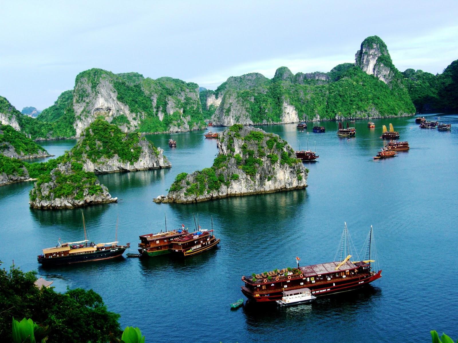 perfect travel spot list Asia vietnam