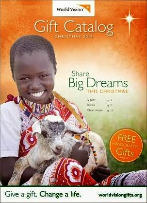 world vision gift catalog 2014