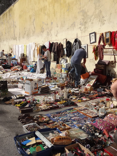 Old Thieves Market Lisbon