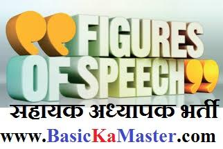 English Notes - 2  Figure of Speech