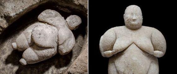 Μοναδικό νεολιθικό αγαλματίδιο ανακαλύφθηκε στην κεντρική Τουρκία