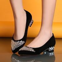 Sepatu Flat Shoes Murah TBP07