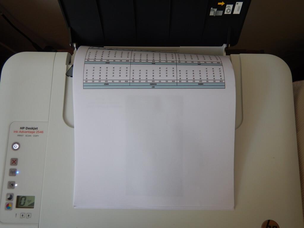 Como montar um calendário de corridas