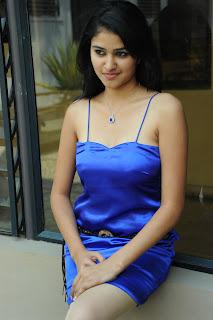 New Actress Simran dazzling Pos 010