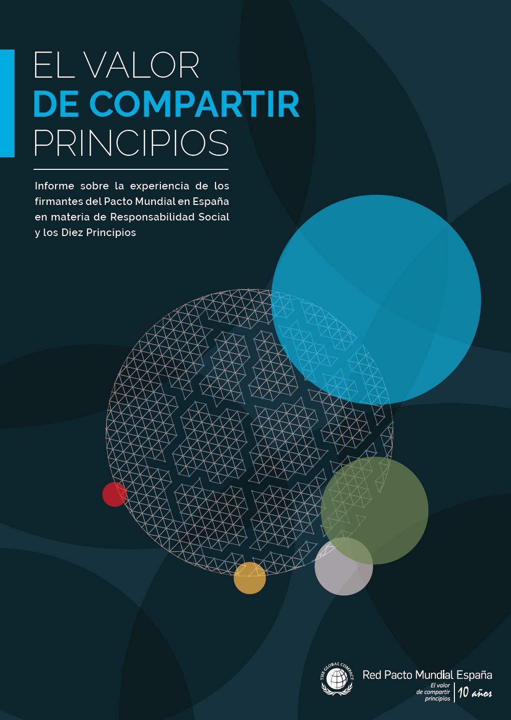 El valor de compartir principios - Informe RSE de Pacto Mundial España