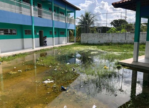 Em São José da Tapera, Defensoria Pública recomenda que Município realize melhorias estruturais na Escola Elizabeth Jacobá Maria Bogers