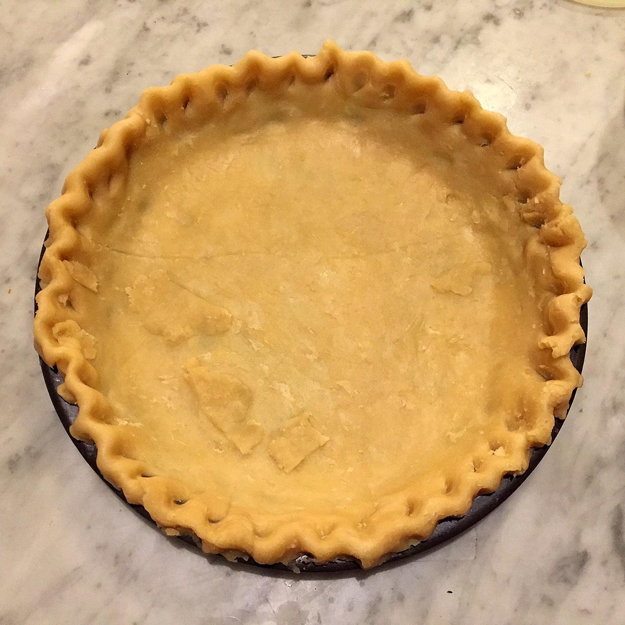 White Christmas Pie.A Cake Bakes In Brooklyn White Christmas Pie