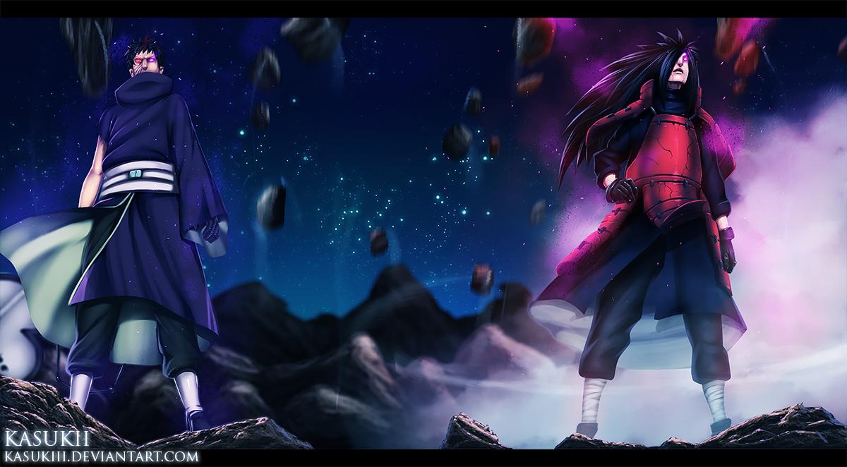 Kumpulan Wallpaper Keren 3D Naruto PART 3 Ridhosay Blogspot