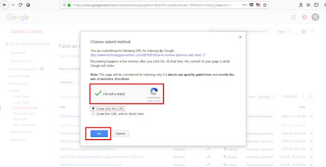 how to fix 404 error on google