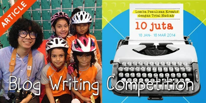 Bintaro BXChange Blog Writing Competition