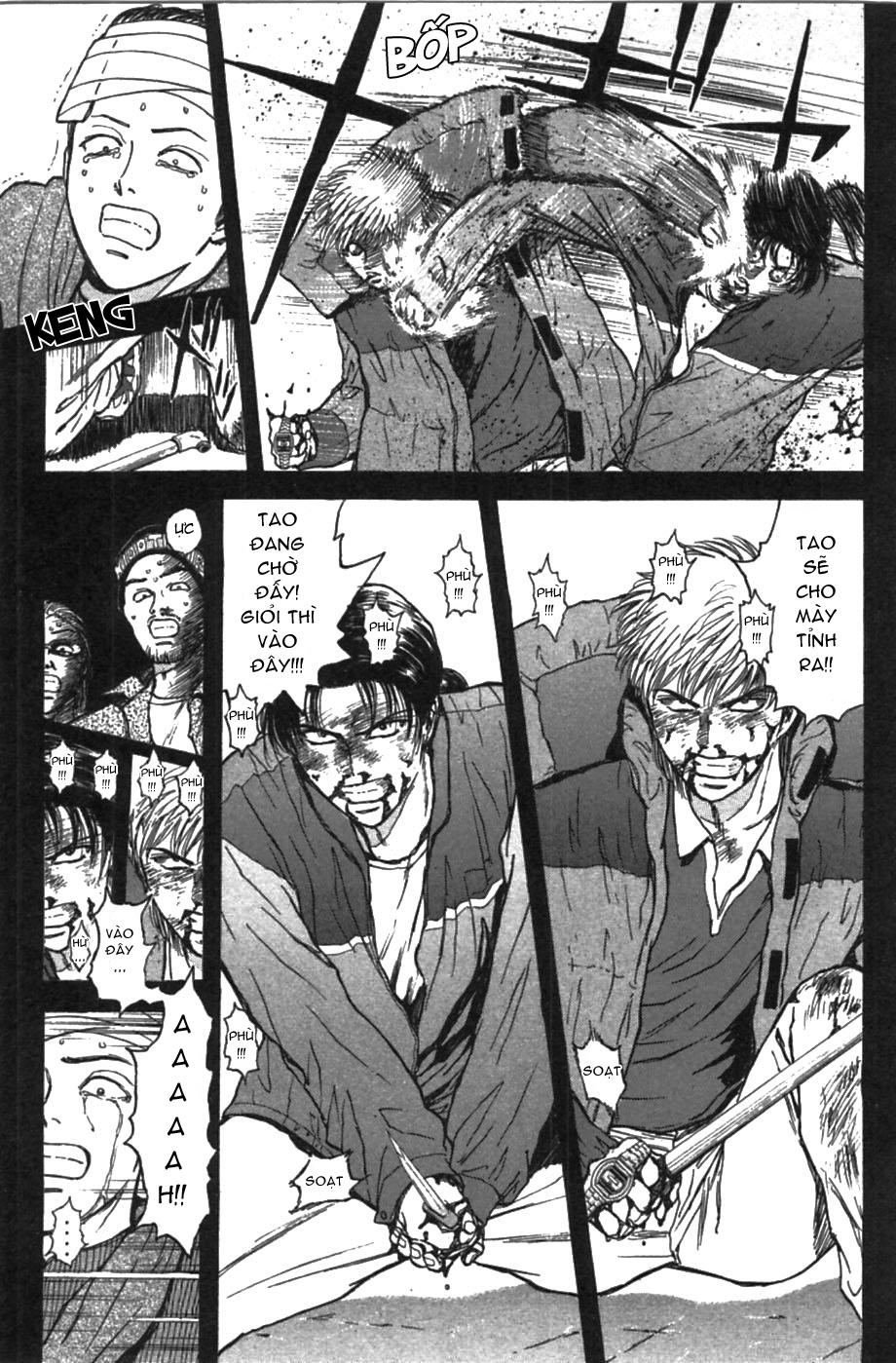 Psychometrer Eiji chapter 45 trang 14