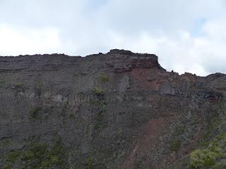 Cratère Commerson - Activité volcanique à la Réunion - Saint Joseph