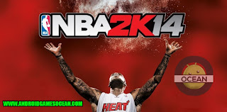 NBA 2k14 - apk data free download