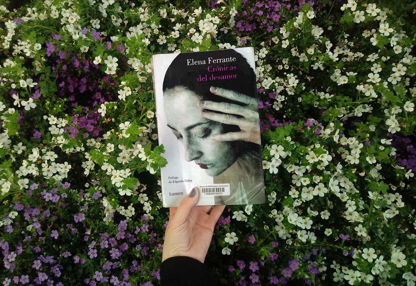 El amor molesto Elena Ferrante