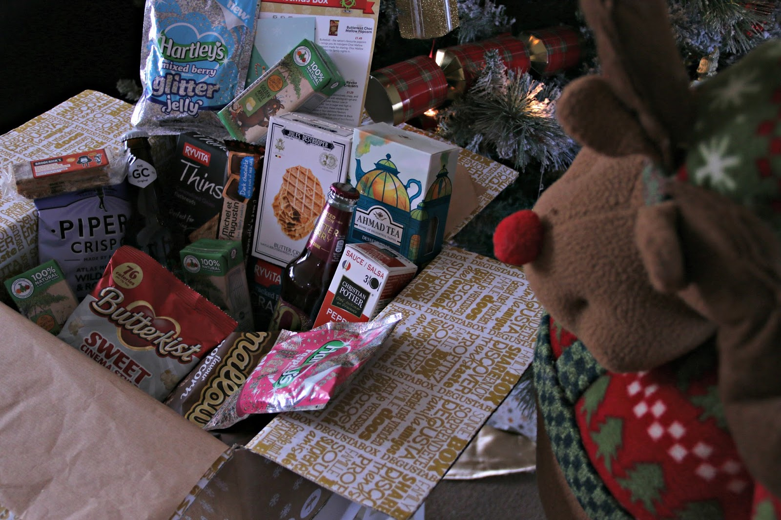 Degustabox Christmas Food Subscription Box Food Gifts and Discount