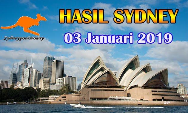 Prediksi Togel Sydney 03 Januari 2019