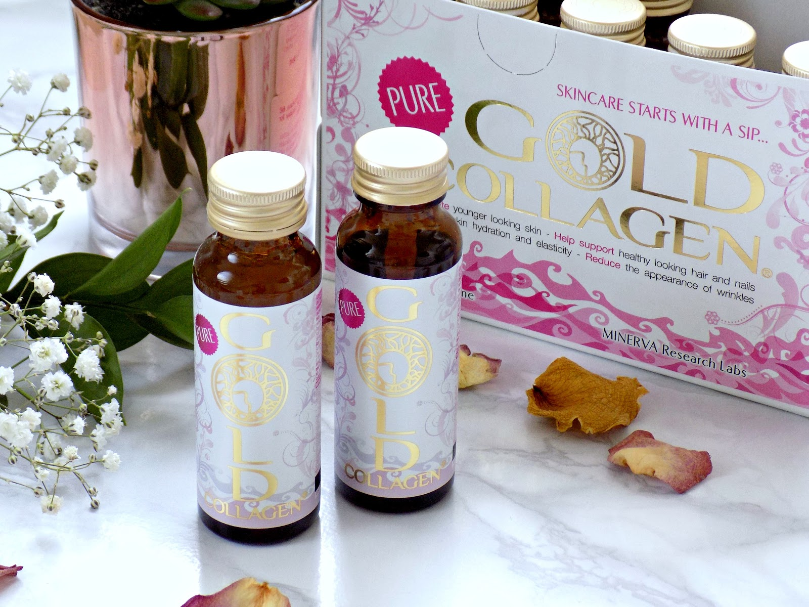 Pure Gold Collagen Drink