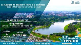 Actividad 1 Festival de Verano de Bogotá No. 22 (2018)