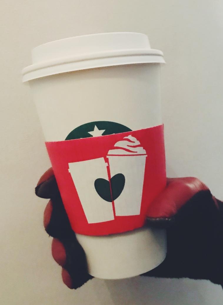 love coffee starbucks