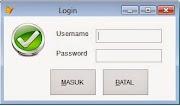 Membuat Form Login dengan Foxpro 9.0