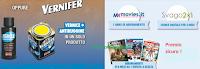 Logo ''Premiati con Ferox e Vernifer'': richiedi il tuo premio sicuro fra quelli disponibili