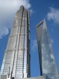 şangay dünya finans merkezi, jin mao kulesi, en uzun gökdelenler