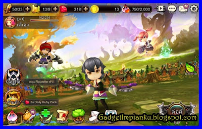 Game Android Yang Mirip Dragon Nest