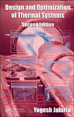 Download Free eBooks PDF Design and Optimization of Thermal Systems