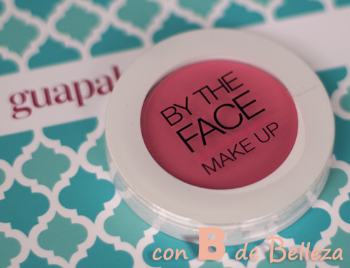 Colorete crema Bytheface makeup