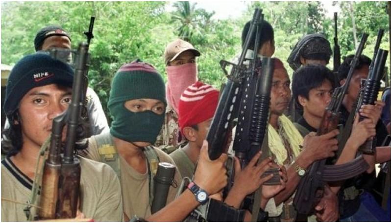 Pasukan milisi Abu Sayyap di Filipina Selatan