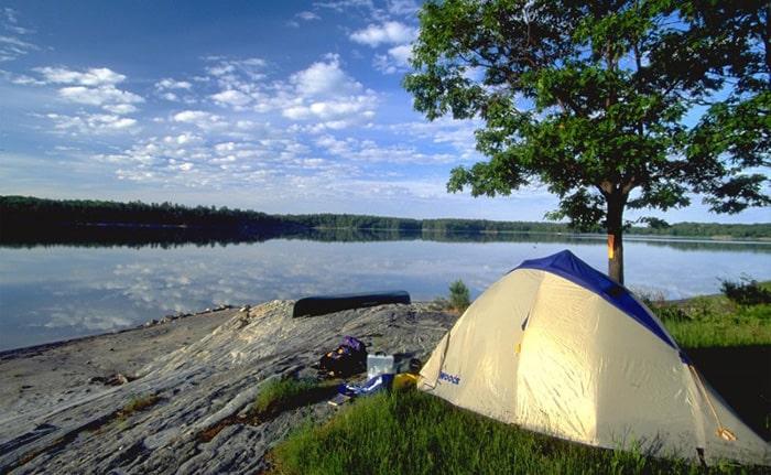 Поездка в Канаду с ночевкой в кемпинге