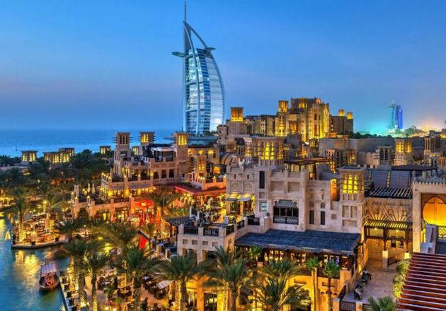 Sensasi Menikmati Libur Akhir Tahun di Dubai