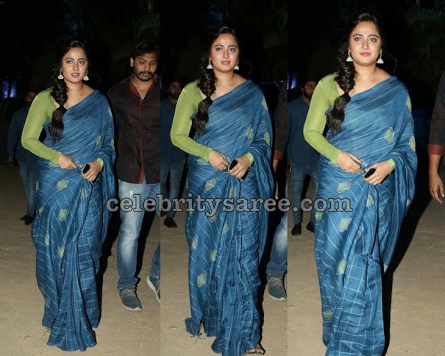 Anushka Shetty Awe Pre Release Event