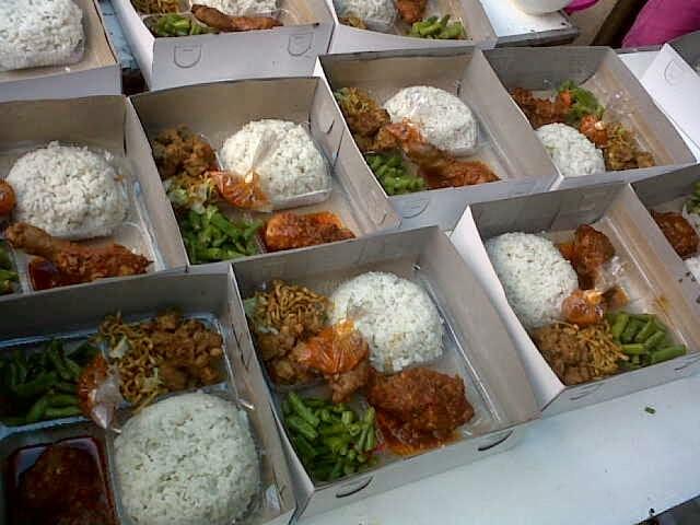 Daftar Harga Nasi Kotak Putra Ulum Catering Tasikmalaya