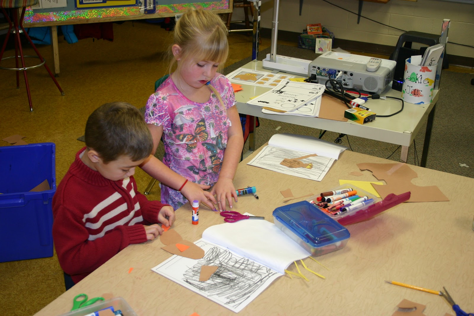 Mrs Bagby S Kindergarten Nocturnal Animals