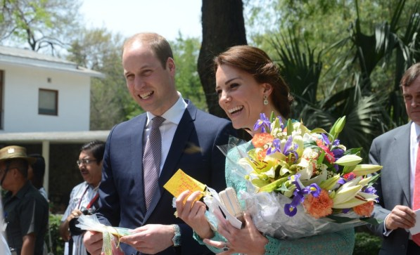"MP for Kensington brands the Duke and Duchess of Cambridge as ""ridiculous"""
