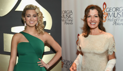 """Tori Kelly and Amy Grant team up for """"Baby, Baby"""" 25th anniversary."""