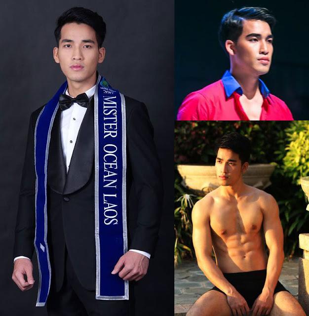 Mister Ocean Laos 2017 Xayaveth Punbasert