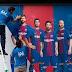 Imagem de Neymar é retirada do estádio Barcelona