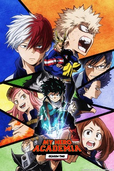 Boku No Hero Academia Temporada 2 [25/25][MEGA][MF] HD Ligero 720p
