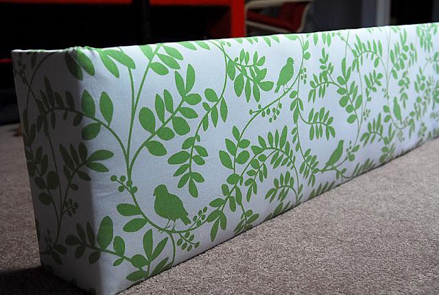 Upholstered Cornice Box Shwin And Shwin