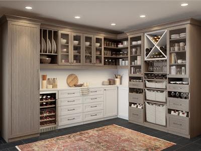 Pantry Dapur Sederhana