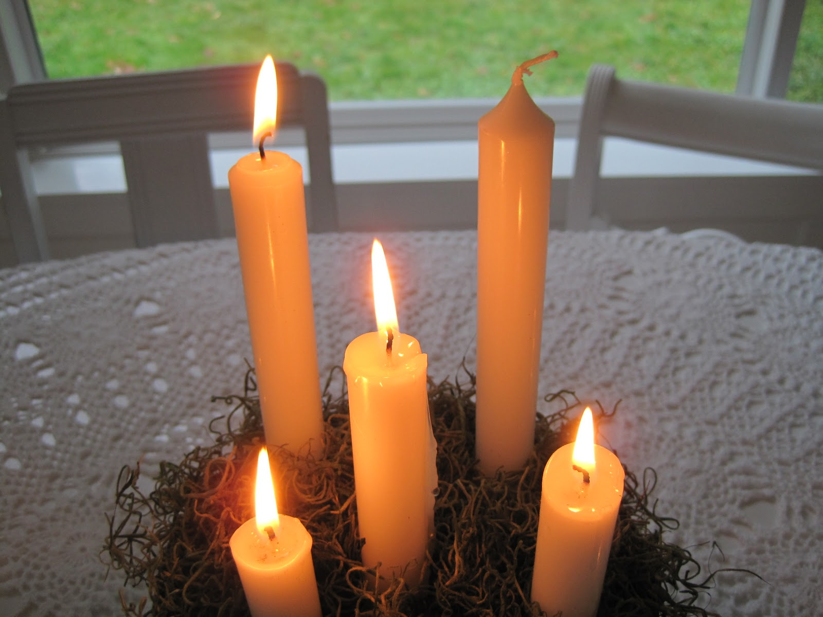 advent candles beautiful worship - photo #35