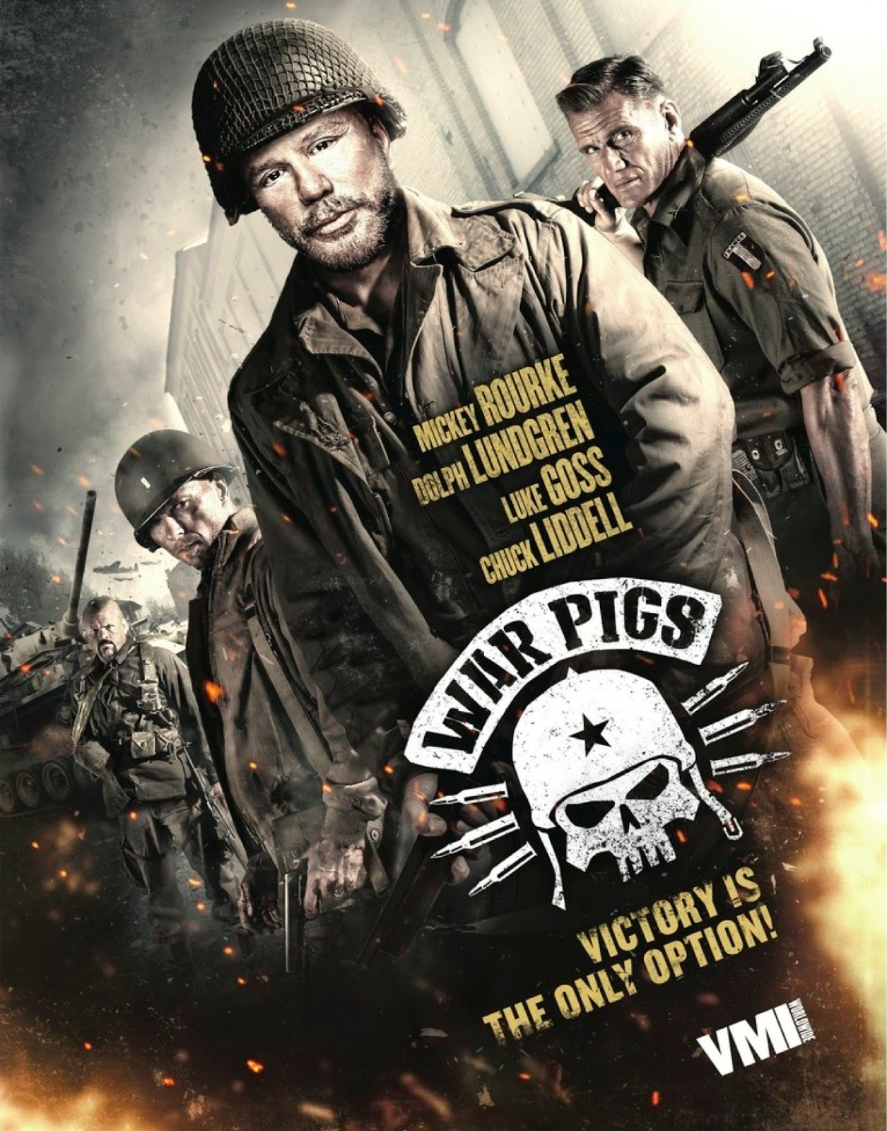 War Pigs 2015 - Full (HD)
