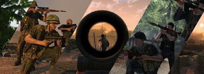 Rising Storm 2 Vietnam Weapons